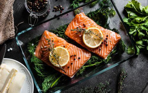 Pește Proaspăt Gata de Gătit